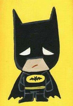Actions speak louder than words personal essay batman picture