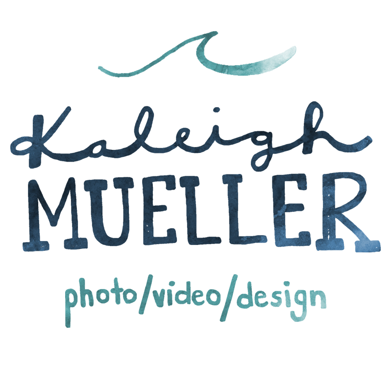 Kaleigh Mueller | Photo + Video + Design