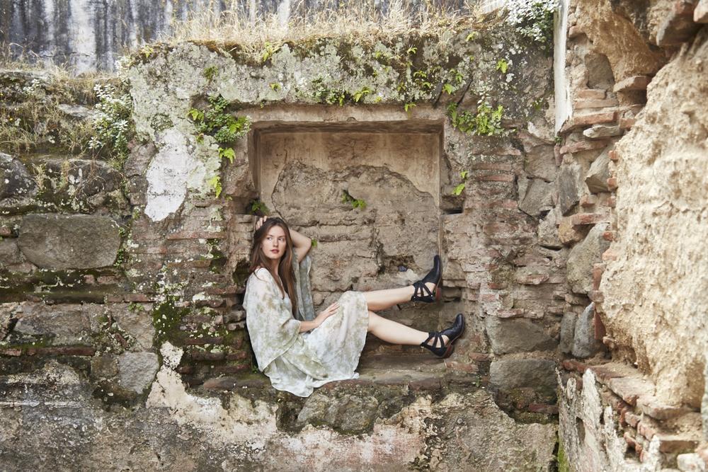 Caitlin Ahern Maridadi Trading Antigua ruins by Forrest Aguar