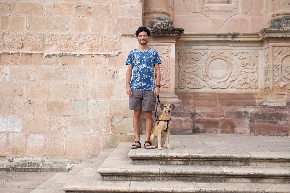 Luis Cardenas and Xia Oaxaca Clay Trip by Thread Caravan