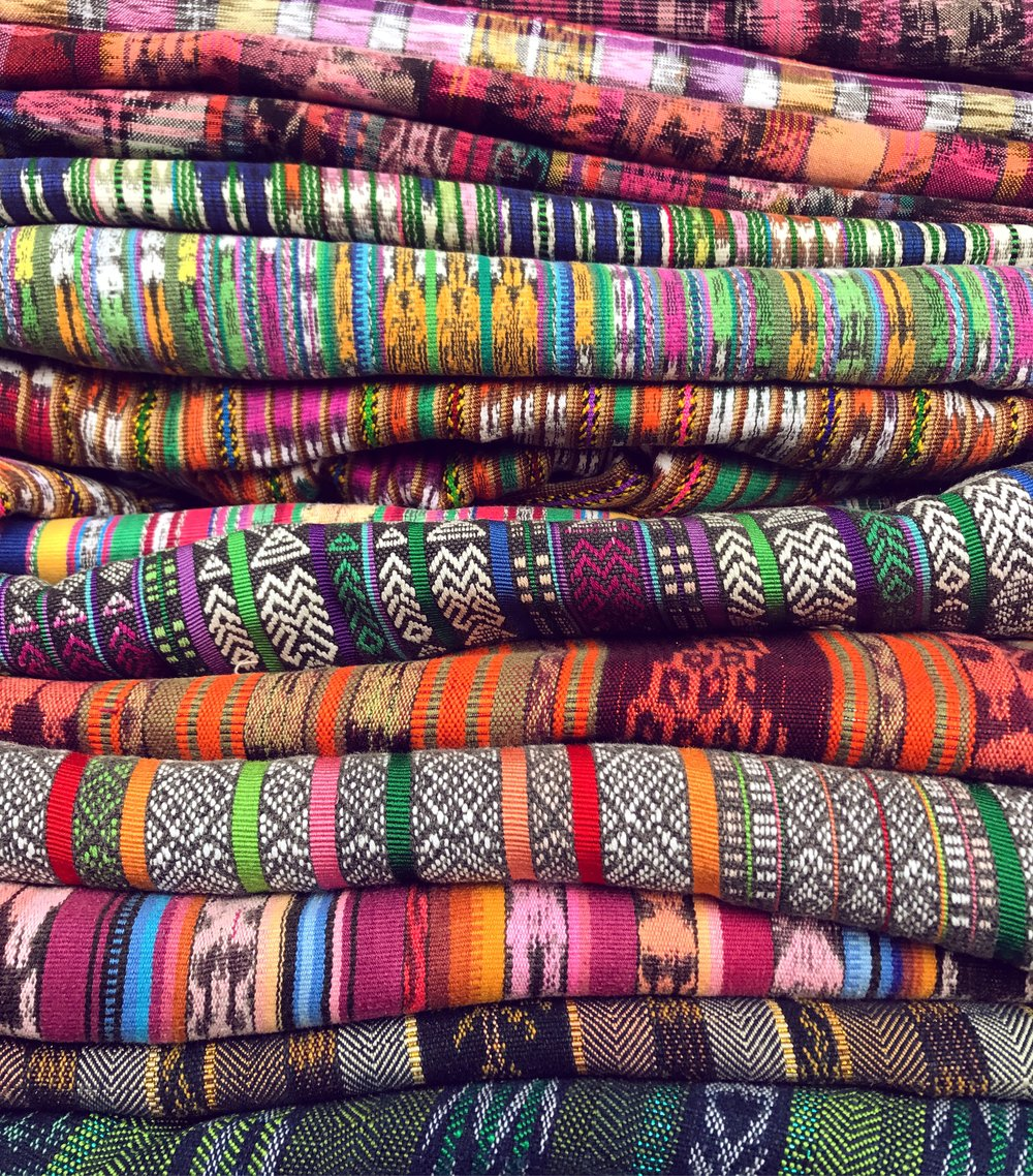 vintage bombero textile market at lake atitlan guatemala by luna zorro thread caravan.jpg
