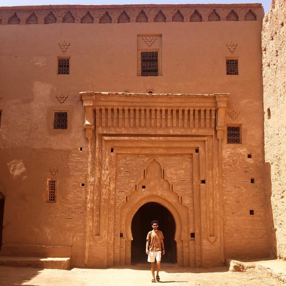 industry of all nations at kasbah des caids morocco by thread caravan.jpg