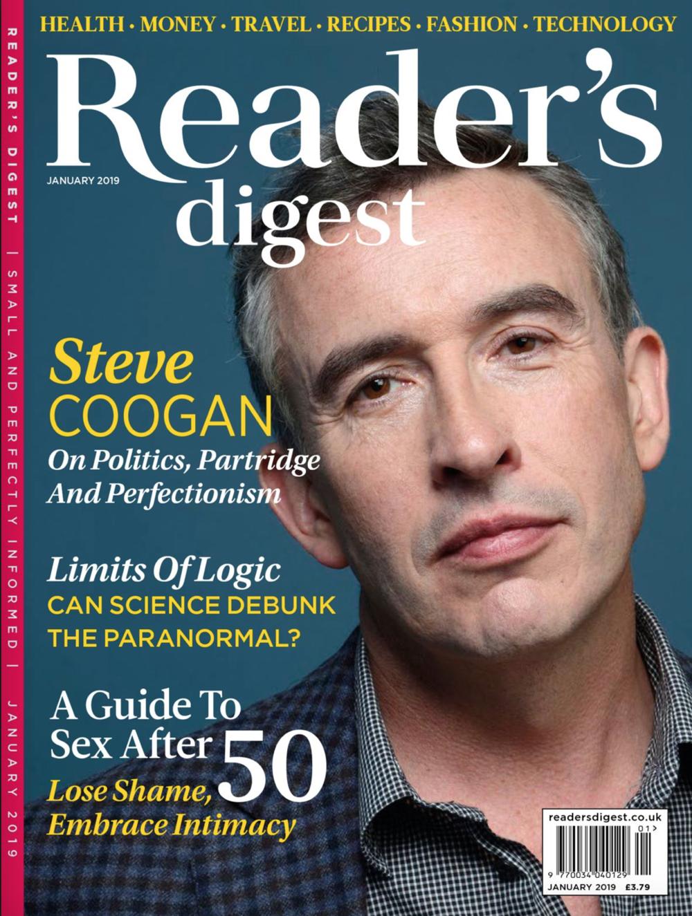 UK Reader's Digest | January 2019