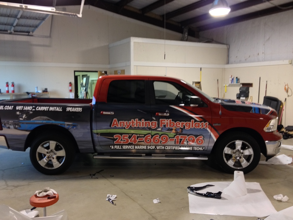 Dodge Truck - Full Wrap