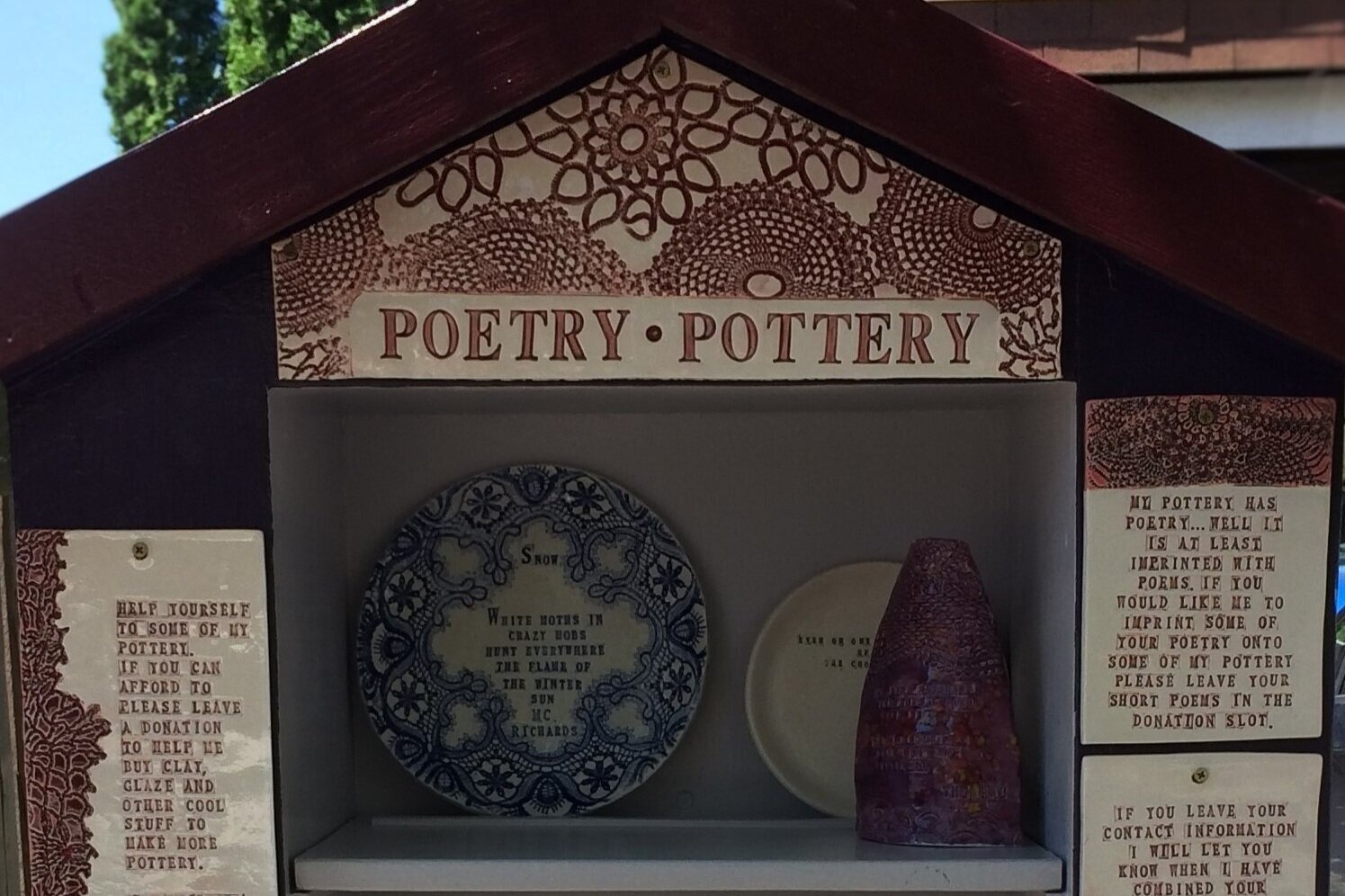 Poetry.Pottery