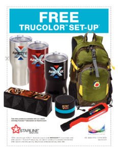 FREE TruColor Set-up See the catalog