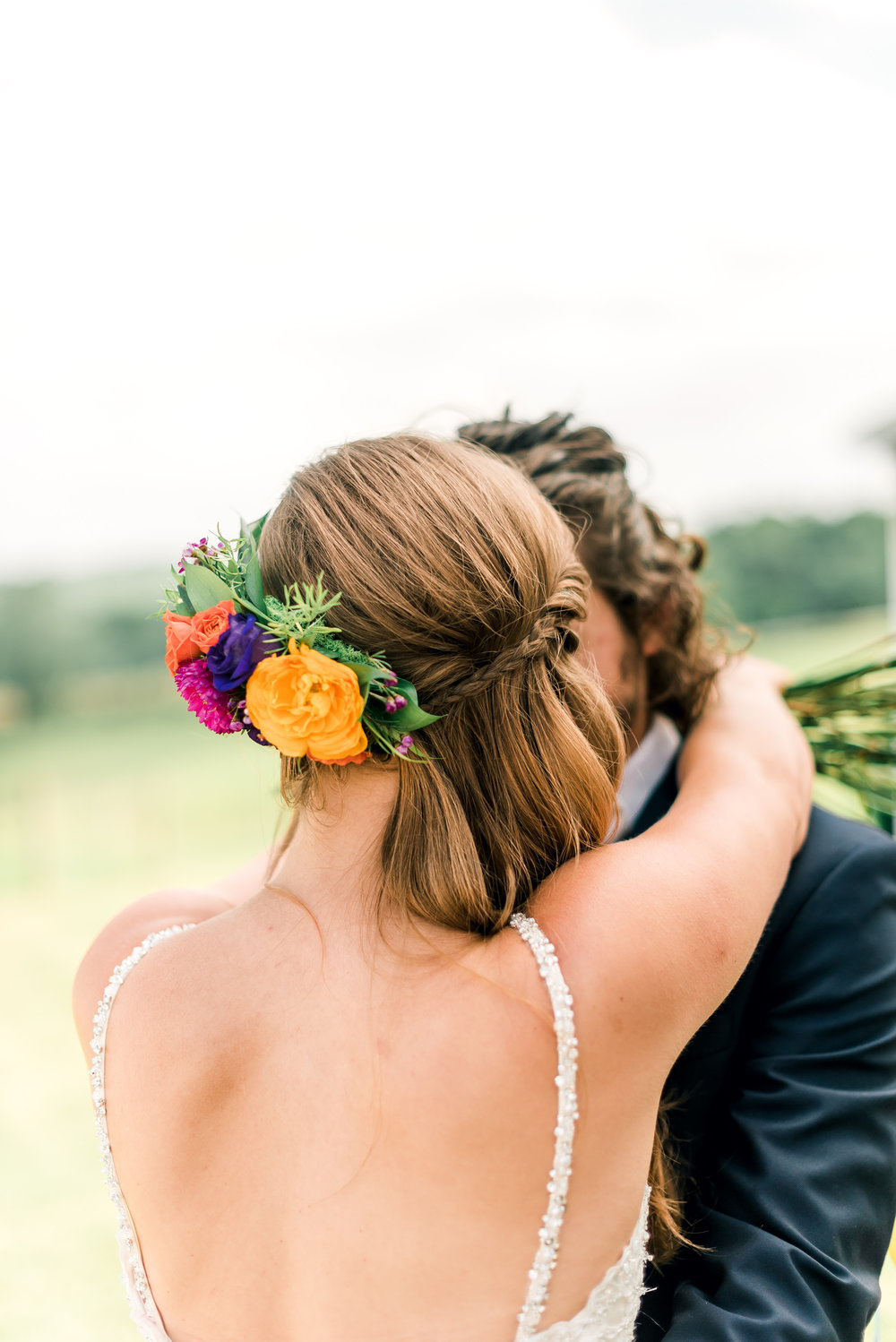 Bohemian Updo with Flowers.jpg