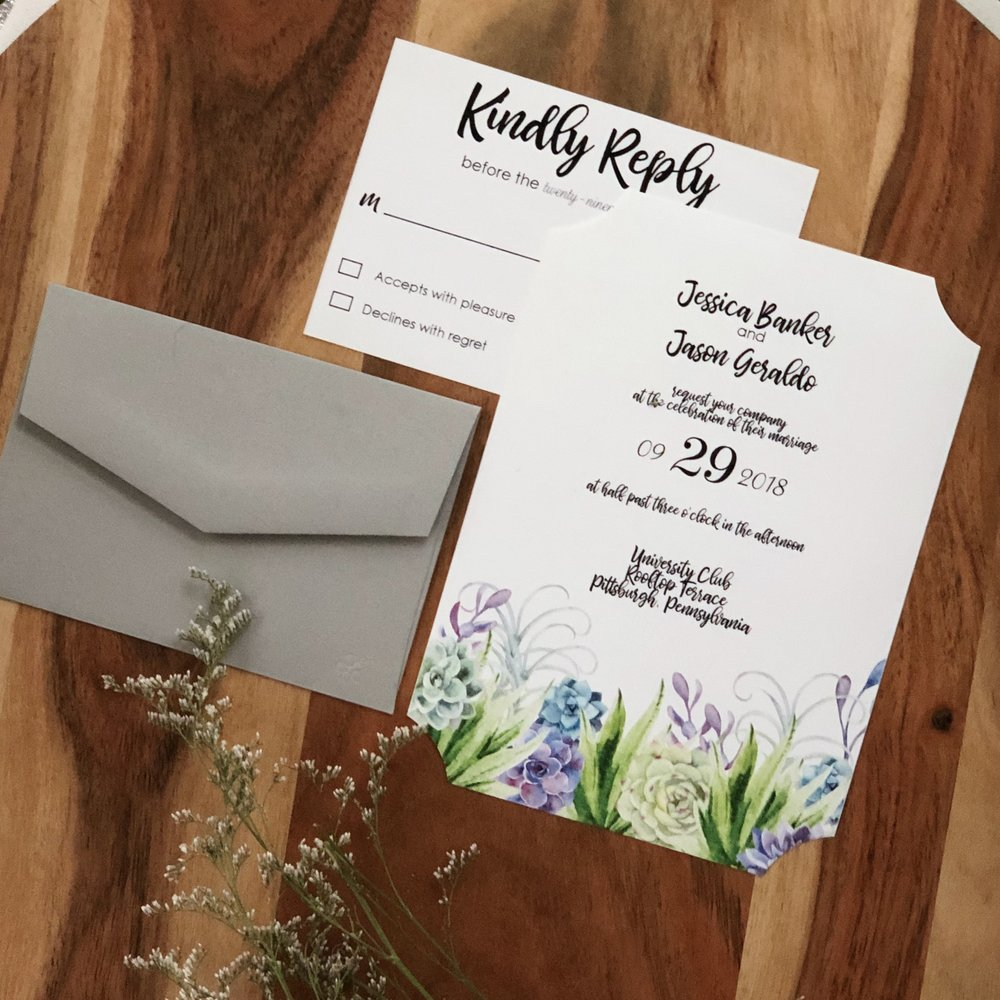 Succulent-Wedding-Invitation-by-K-Flowers-Design