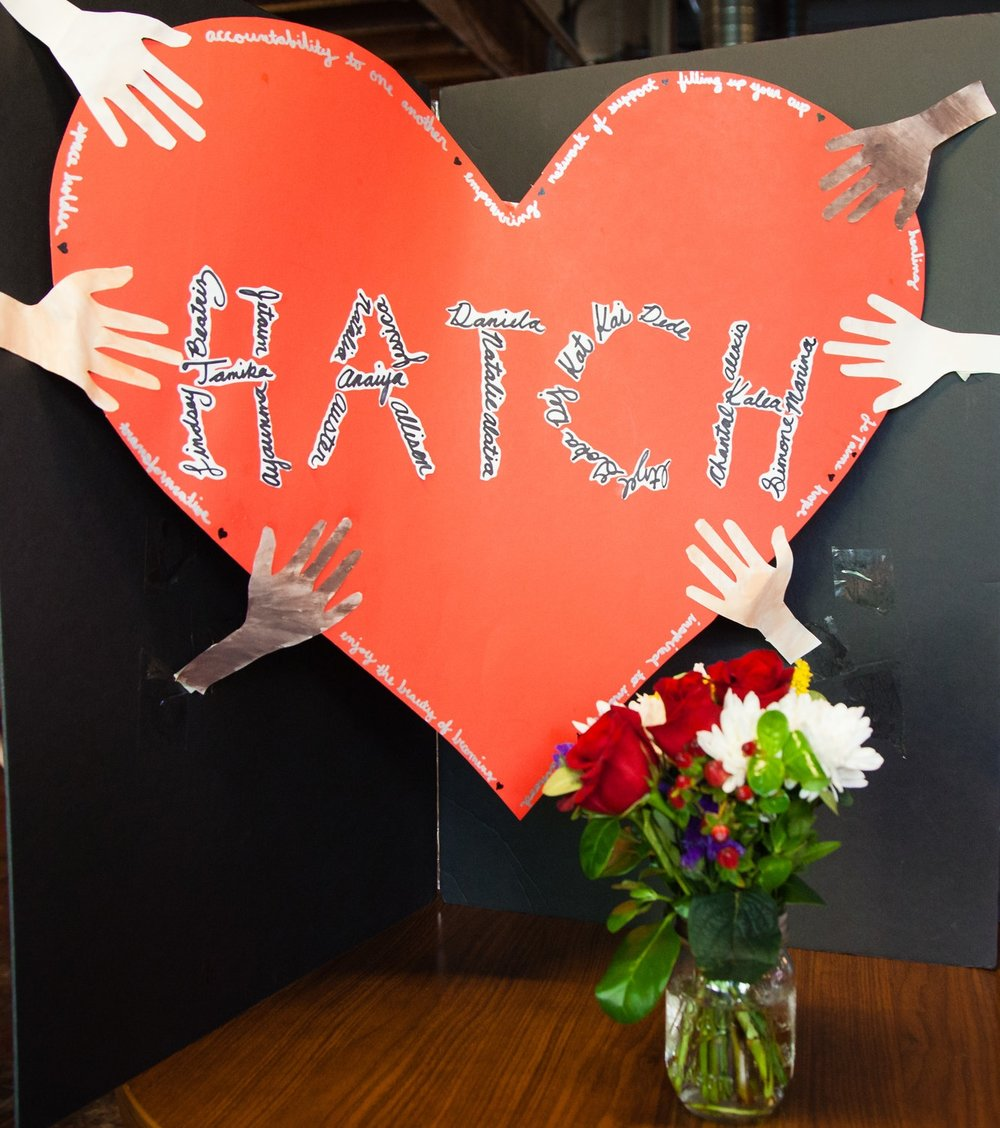 On  Wednesday, August 16th at 5:30pm,  we will have an information session about Hatch's Birth and Postpartum Programs for both potential trainees and mentors. Parents and community members are welcome to come learn about Hatch services too.     Come Join us!! Please RSVP for address to  kat@thehatchcommunity.org  or text 510 250 5883.