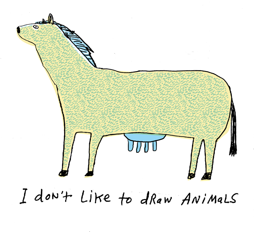 I Don't LIke To Draw Animals_B.png