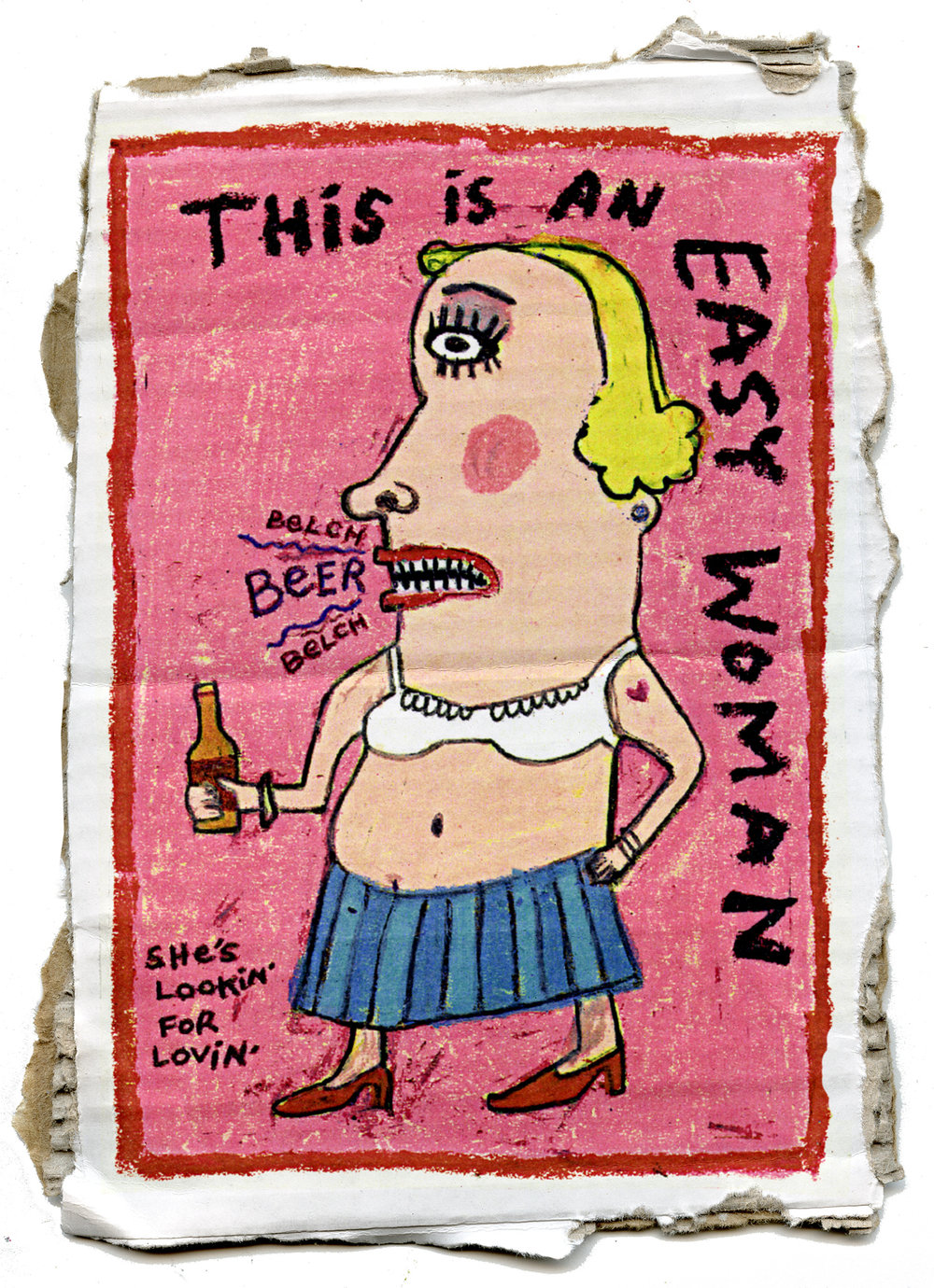 Easy WOman on Cardboard.jpg
