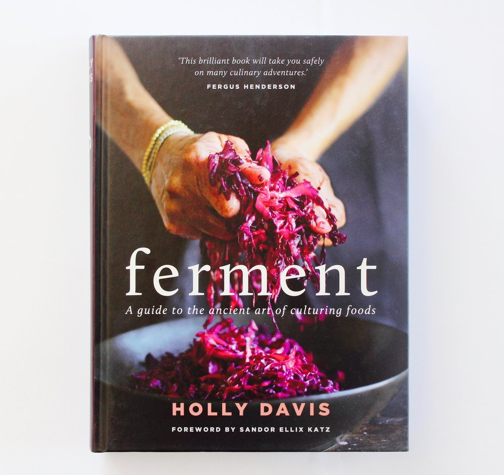 Ferment, Holly Davis, Murdoch