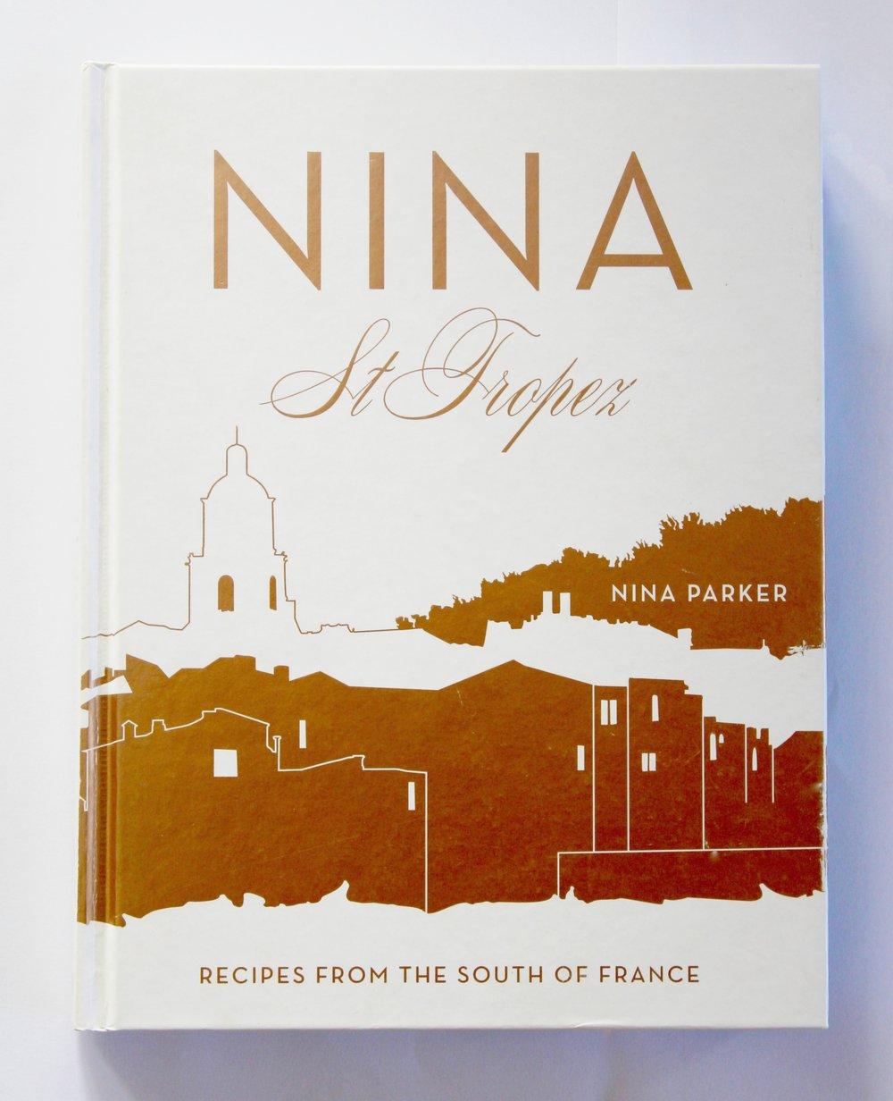 Nina St Tropez , Nina Parker, W&N, design by Charlotte Heal