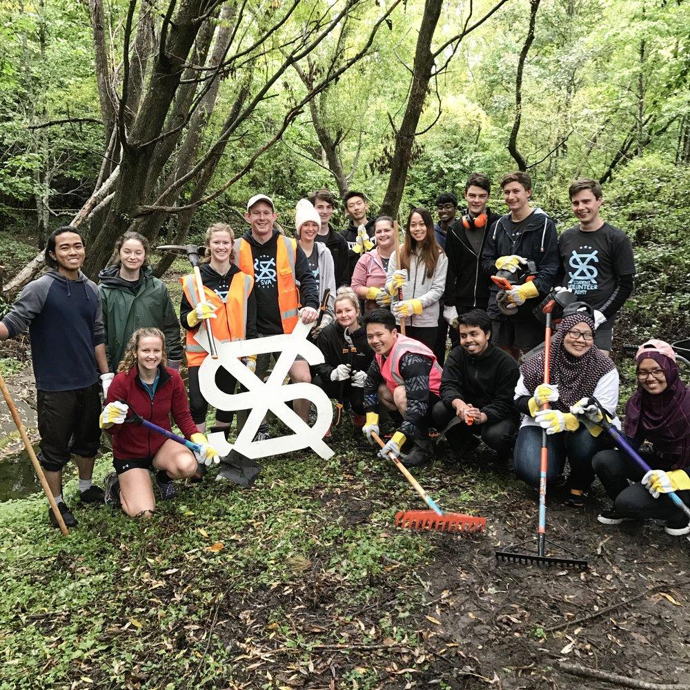 Camp 1, 2017: Hanmer Springs