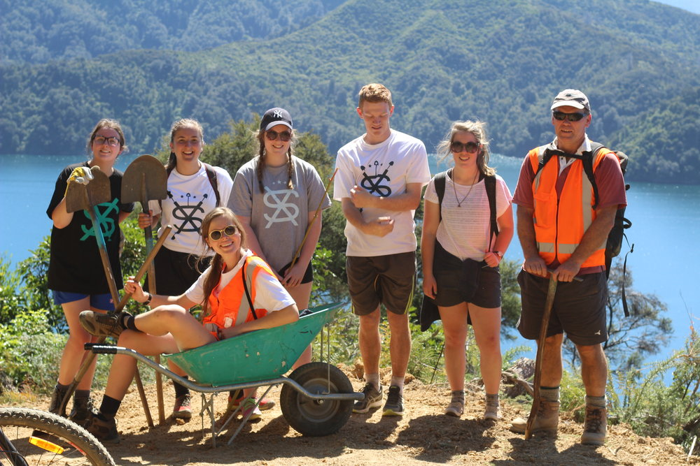 Camp 1, 2016: Marlborough Sounds