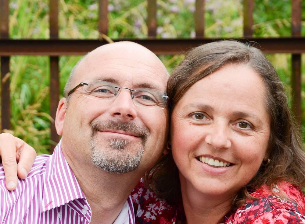Portrait von Mechthild und Ulrich Schaber