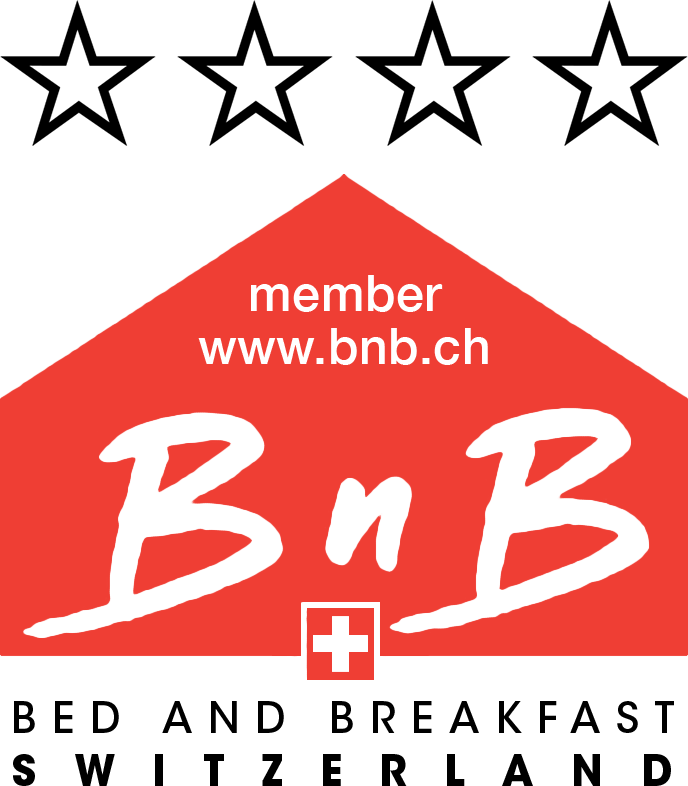 four stars on Bnb Switzerland