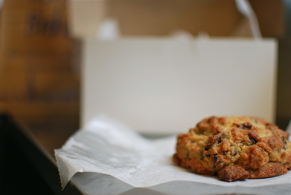 Levain Chocolate Chip Walnut Cookie