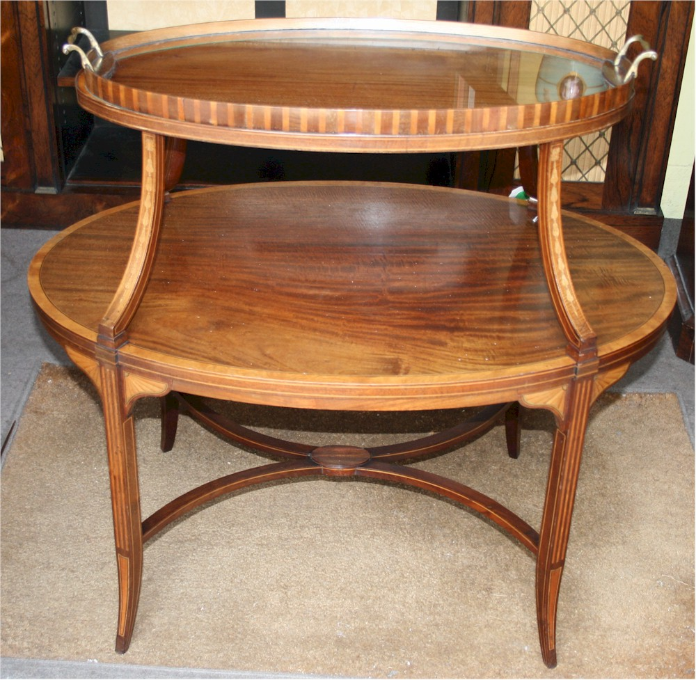 EW Cousins U0026 Son. Antique Furniture From Early 18C Oak To Edwardian ...
