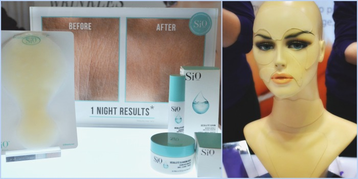 SioBeauty left image.                                                                                                                                                         SILC SKIN right image.