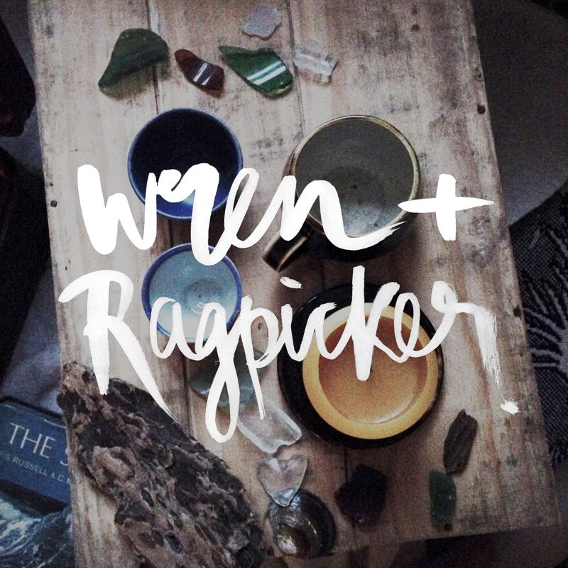 wren + ragpicker: branding
