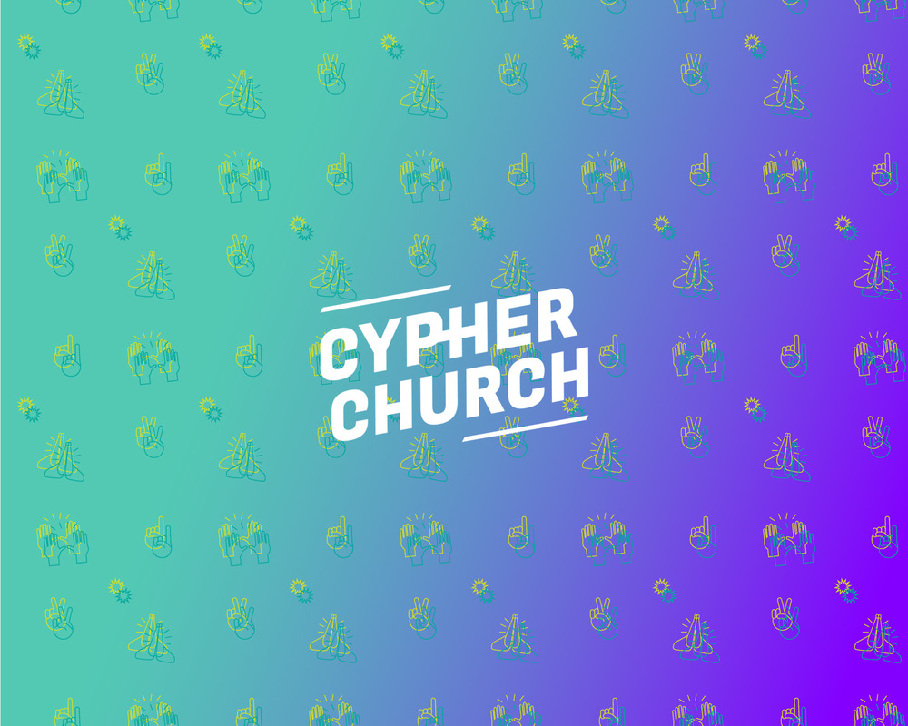 cypher church: logo