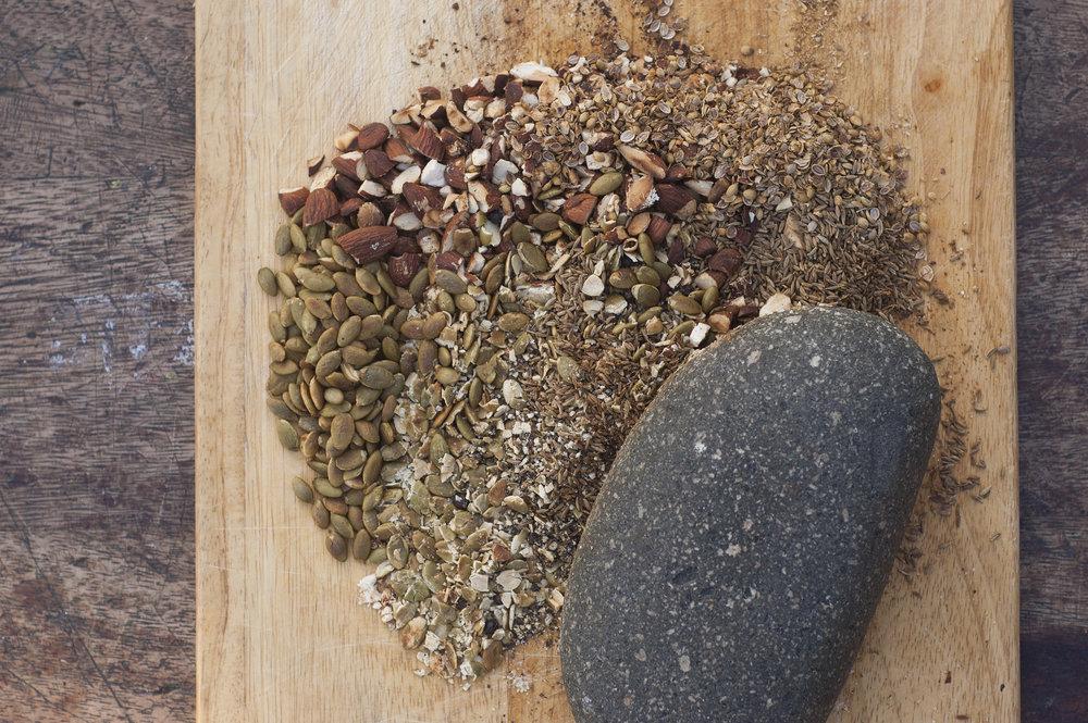 Almond & Pumpkin Seed Dukkah