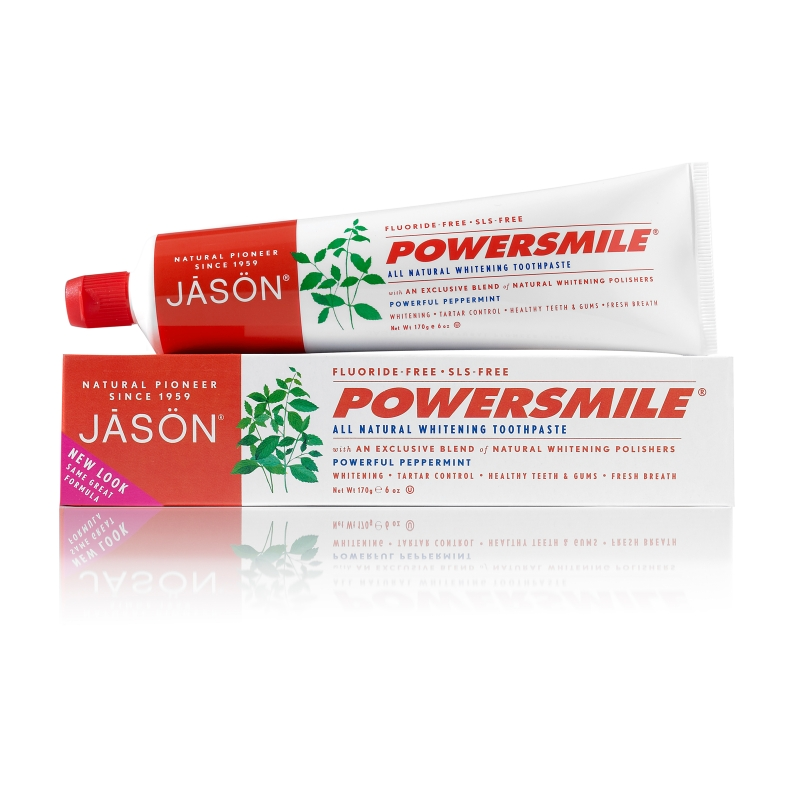 JASON Natural Toothpaste -