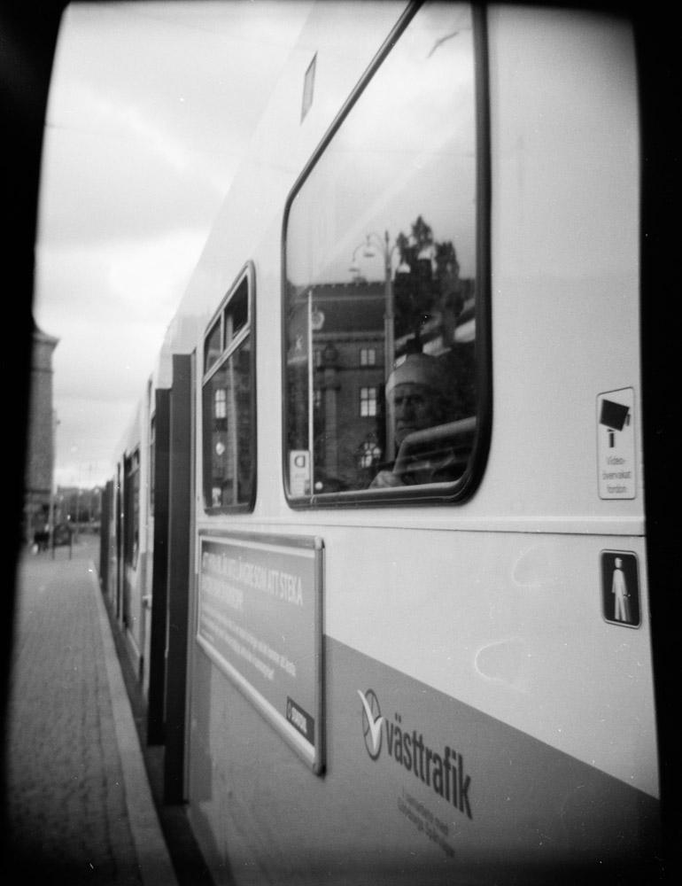 Old Man Tram © Alastair Wiper