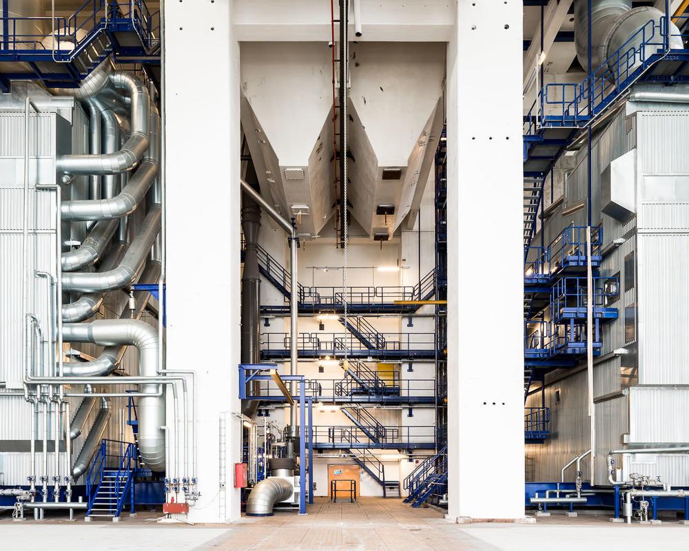 Svanemølleværket power station, Denmark