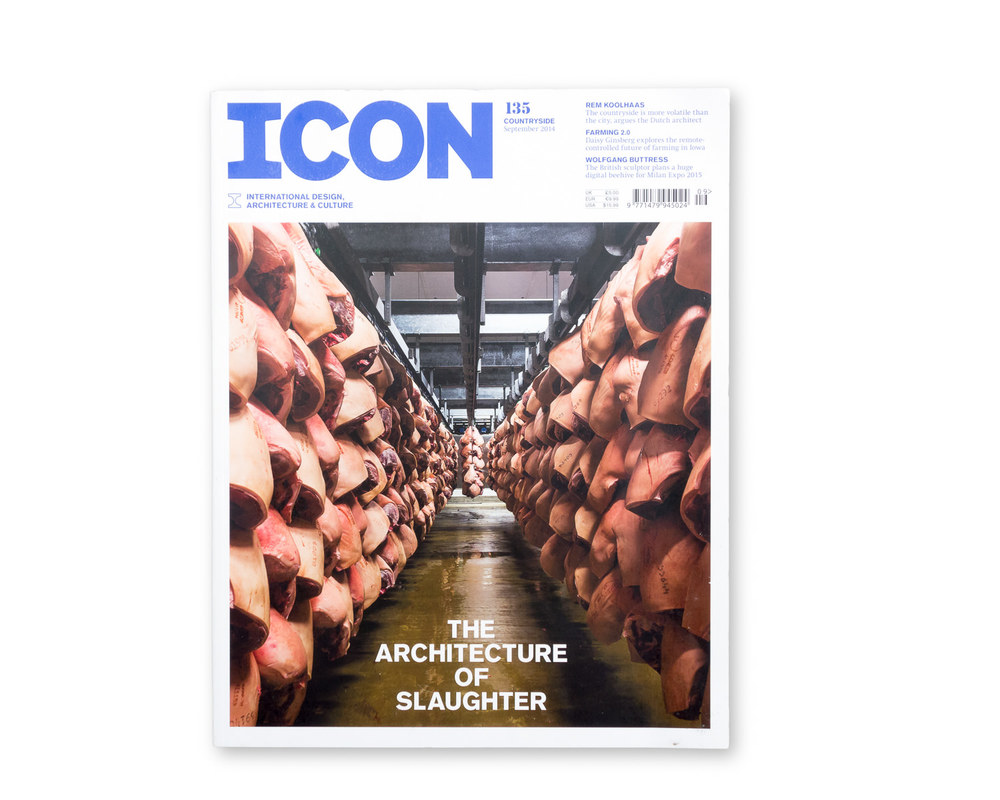 Icon Magazine September 2014: Danish Crown Slaughterhouse