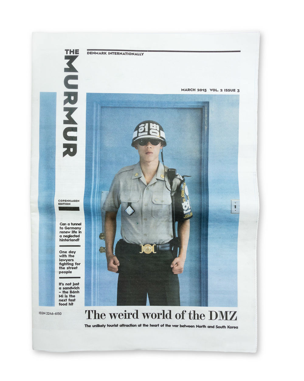 The Murmur, March 2015: The Weird World of the Korean DMZ