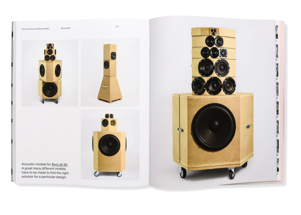 The Art of Impossible: The Bang & Olufsen Design Story by Alastair Philip Wiper, published by Thames & Hudson 2015