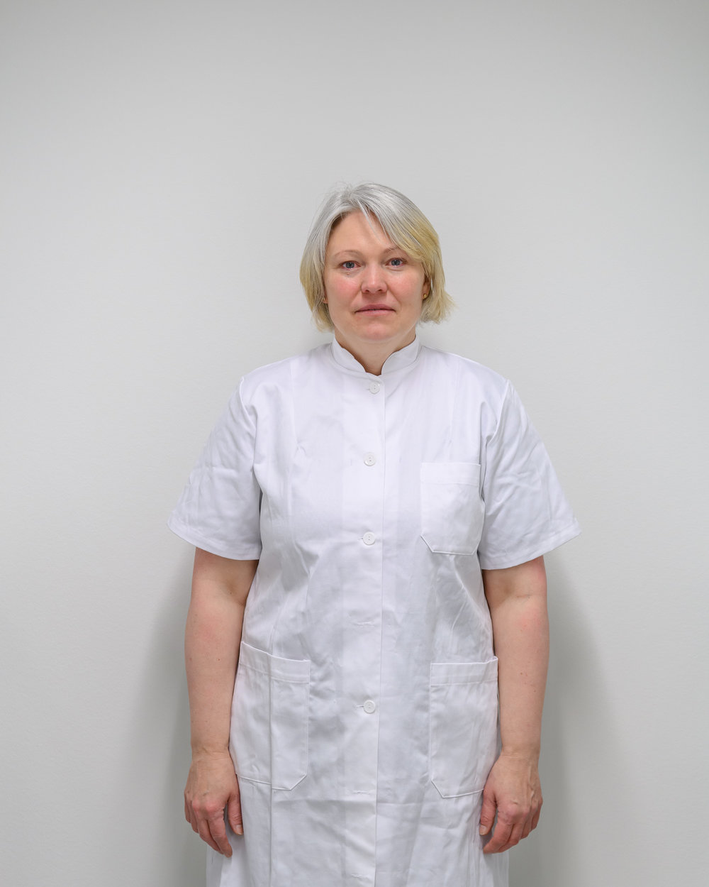 Belinda Nielsen, head of the Sensory Laboratory at the Department of Food Science