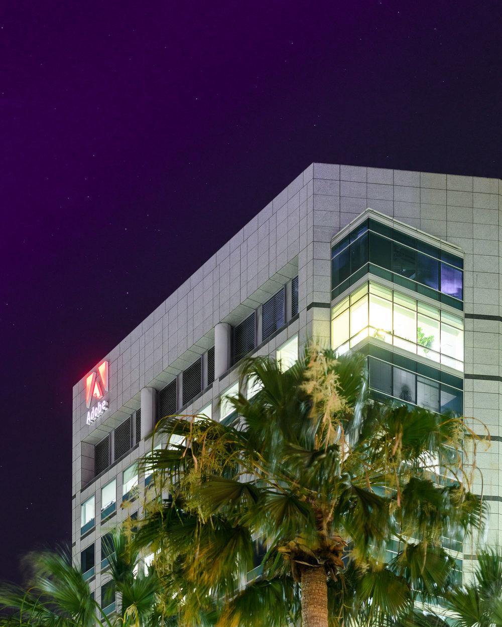Adobe headquarters, San Jose
