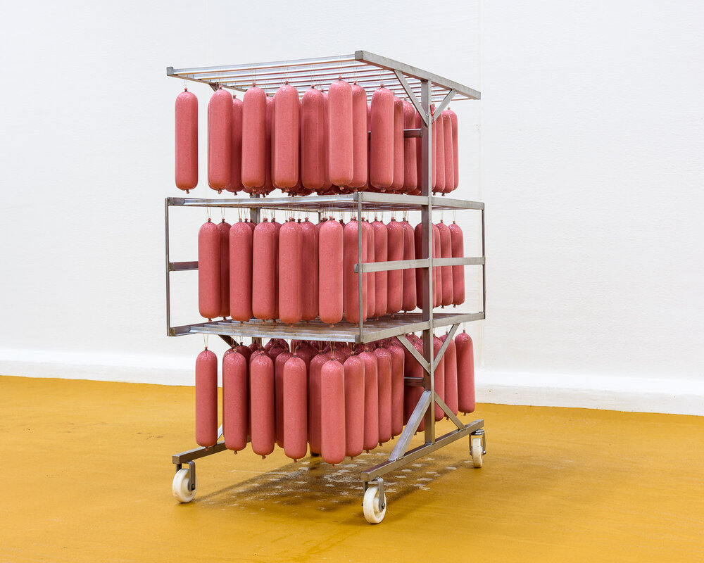 Gøl Sausage Factory, Denmark