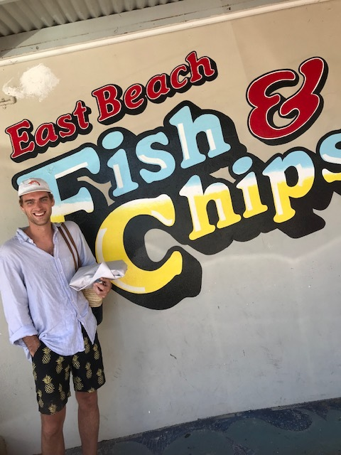 East Beach Take Away