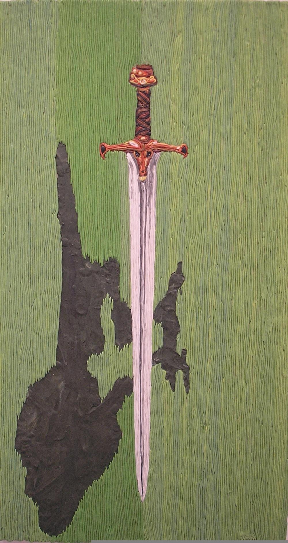 חרב פלסטלינה -ירוק.JPG