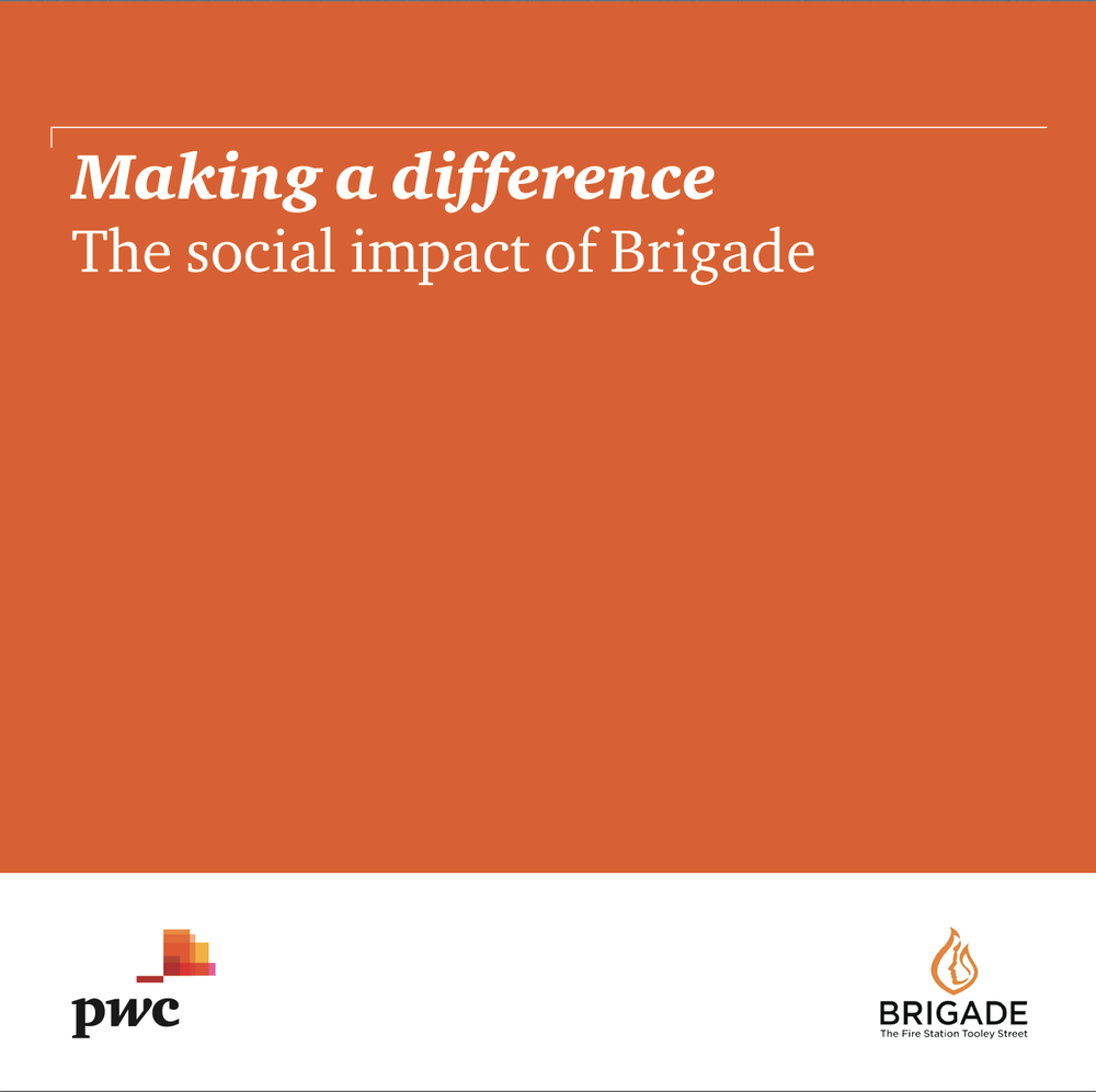 BRIGADE SOCIAL IMPACT REPORT