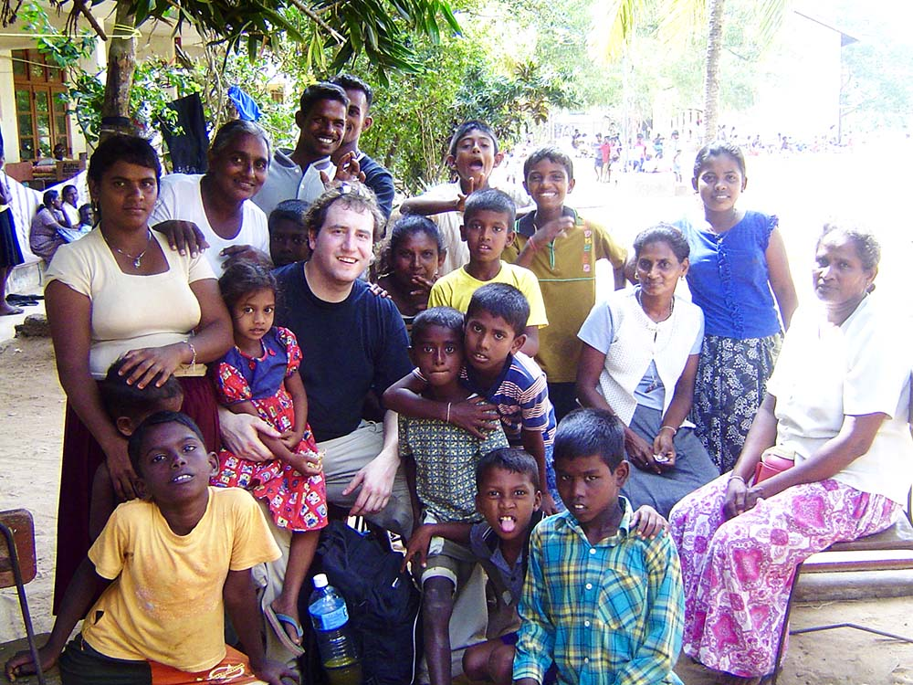 People in Sri Lanka I'll remember forever