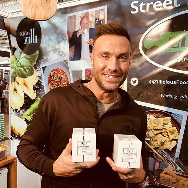 @mrcalumbest loving our @casazilli candles DM for orders #Italian #candles #kitchen #home #herbs #love #loveyourhome #kitchenware