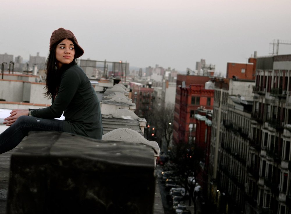 Raquel Rivera. Photo - Sierra Soto