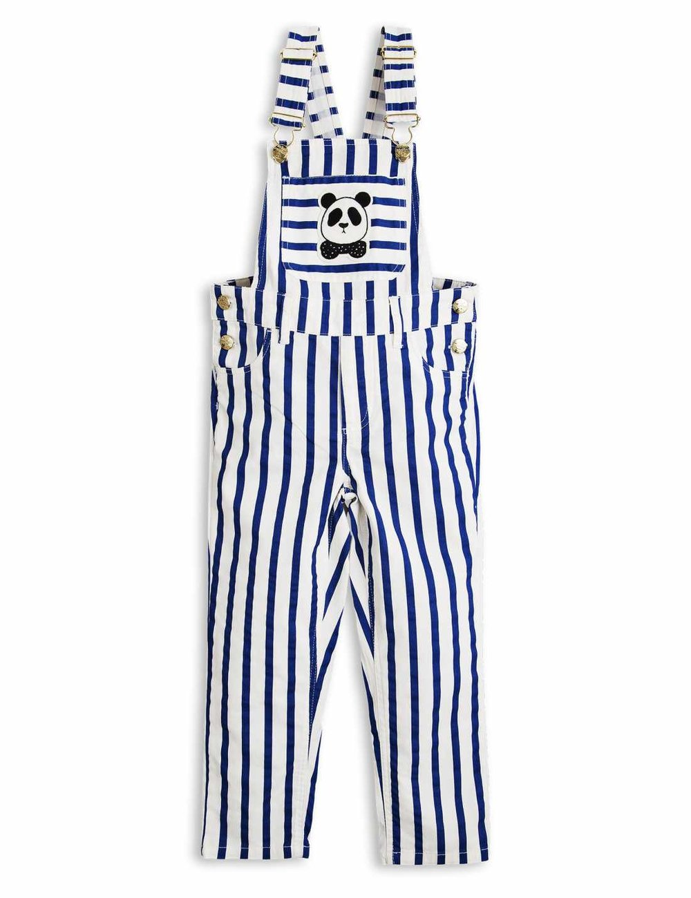 Blue striped - Mini Rodini