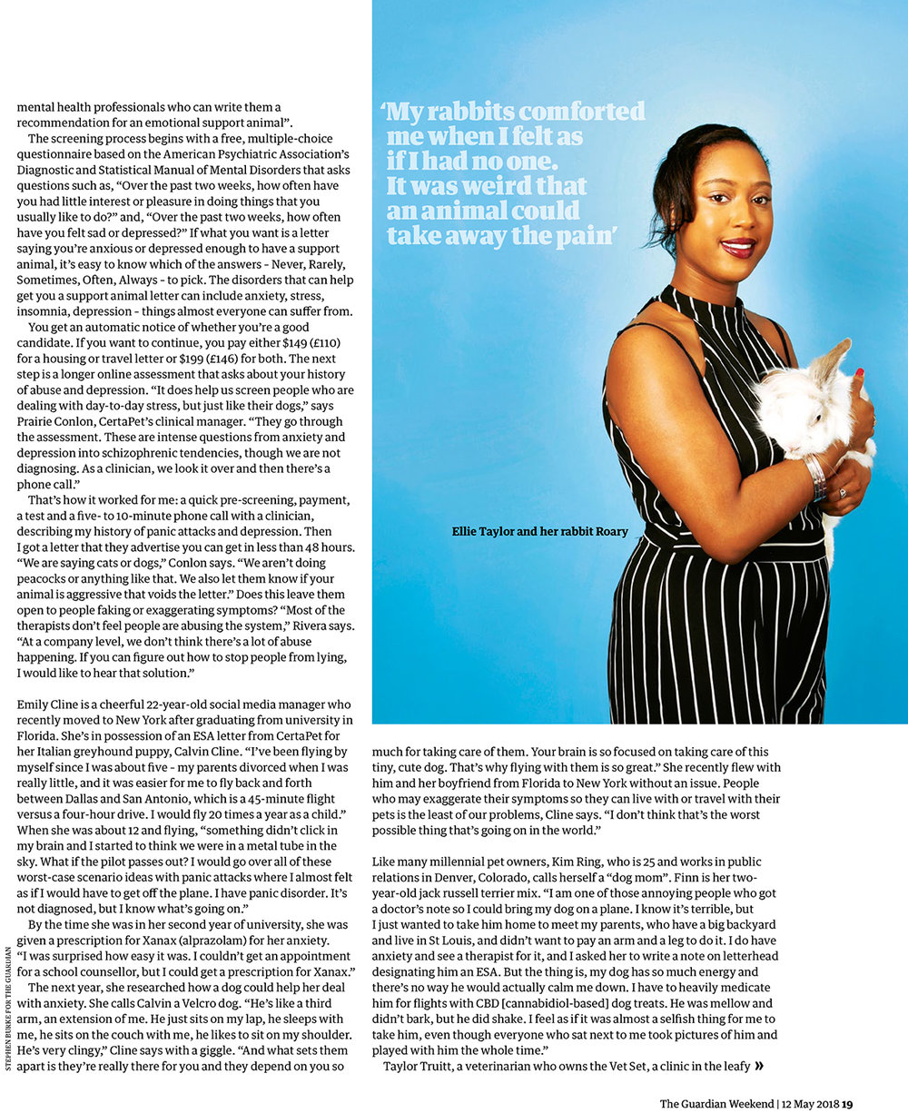 The Guardian Weekend