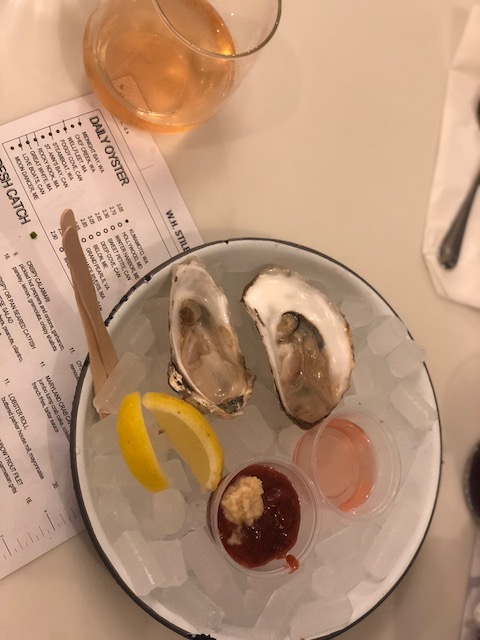 W.H. Stiles Oysters