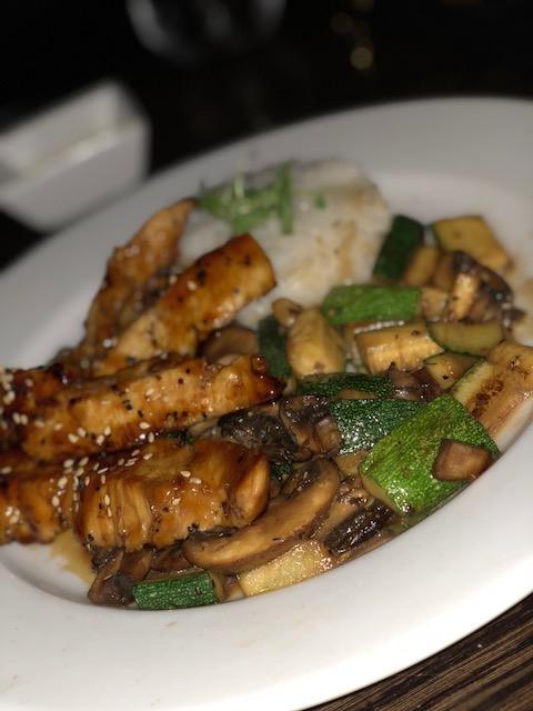 O-Ku Chicken Teryaki