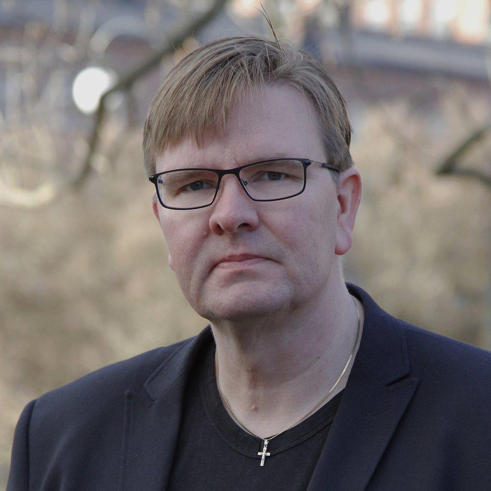 Petteri Arasalo MTh, työnohjaaja STOry -