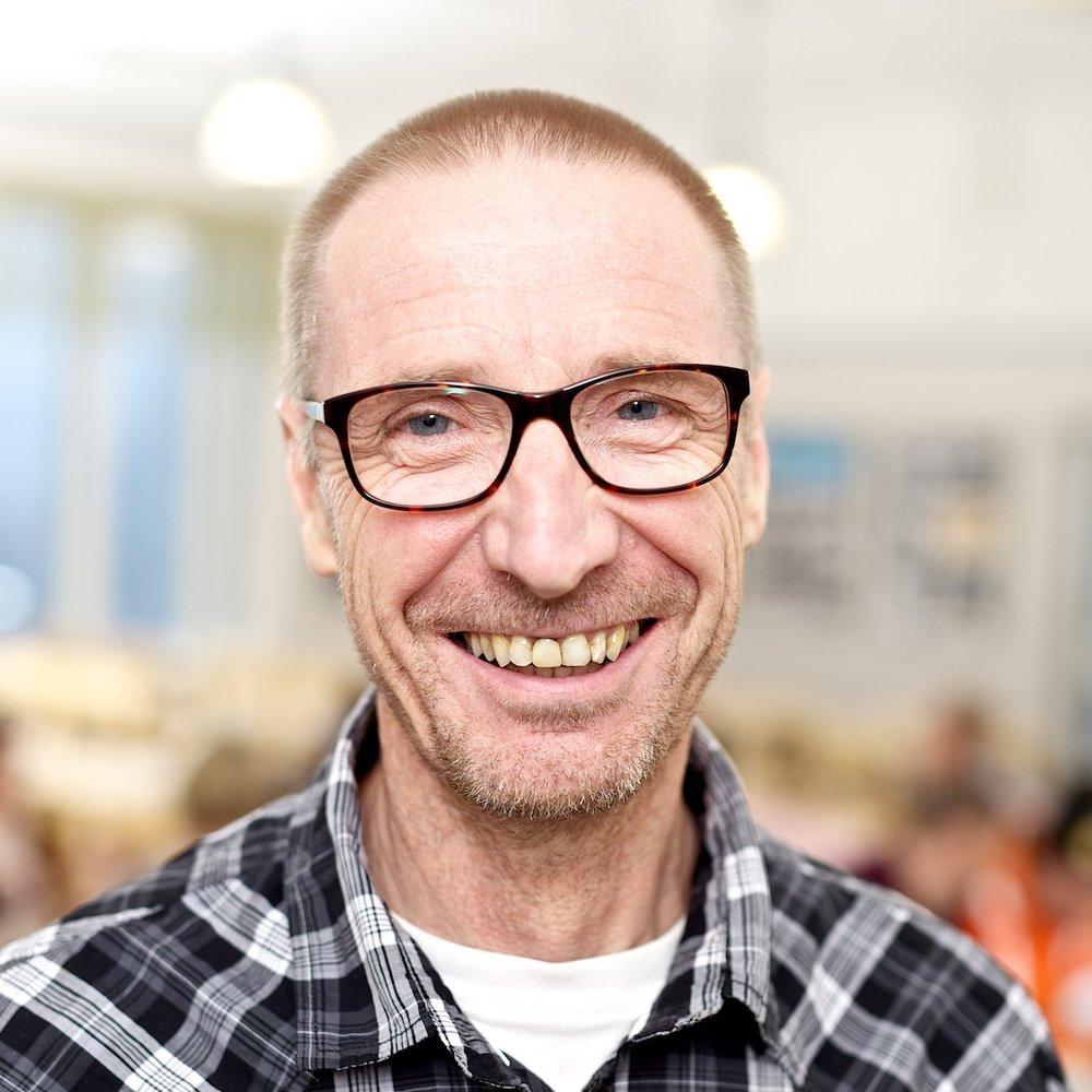 Markku Ojaniemi FT, opettaja -