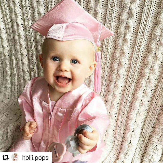 #Repost @holli.pops with @repostapp ・・・ However cute is this Pink Cap and Gown Set from @kinderkeepsakes  Totally in love with it, it's perfect!! 💗🎀 #baby #fashion #fashionista #instababy #babygirl #pretty #babiesofig #babiesofinstagram #love #perfection #love #rep #reppin #babygirl #babyfashion #brandrep #supportsmallbusiness #supportingsmallbusinnessses #fashion #baby #babiesofinsta  #modelling #model #modelbaby #babygirl #enthusiast #kinderkeepsakes