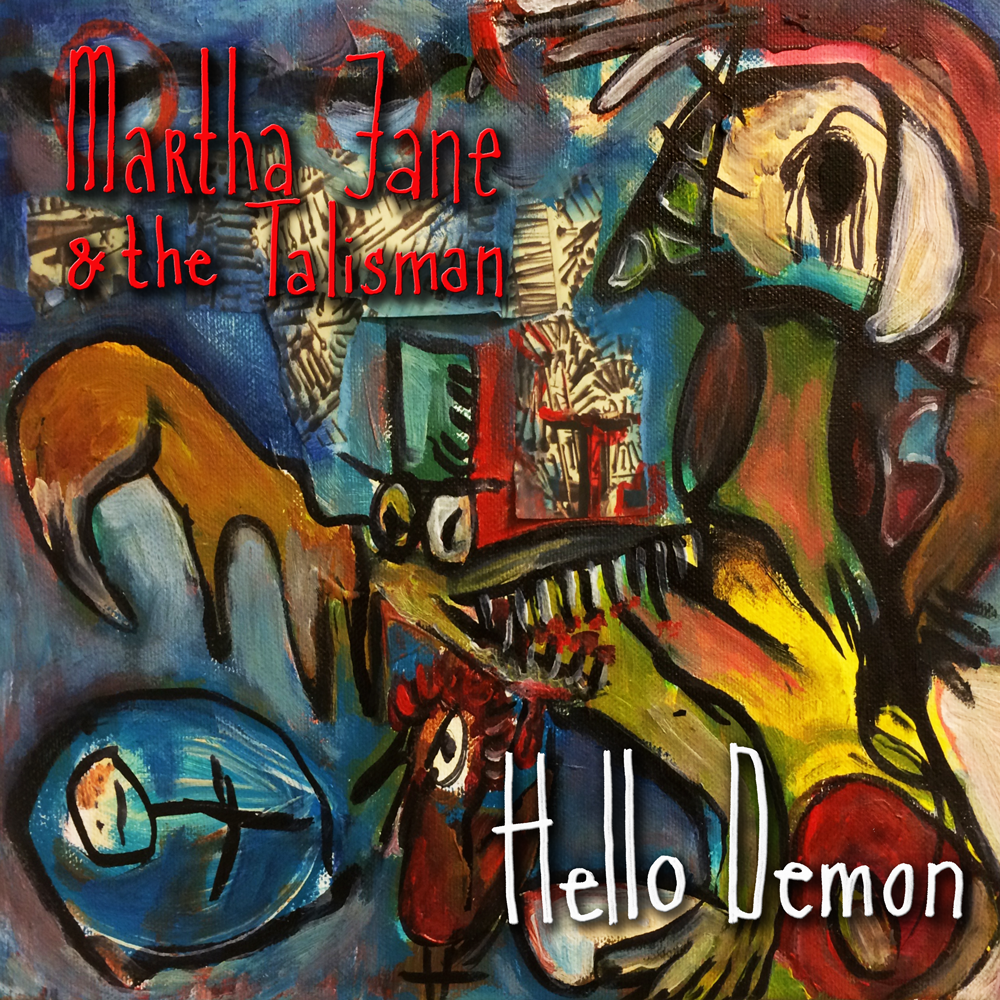Hi-res Hello Demon front pic